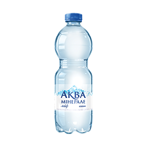 Aqua Minerale негазована