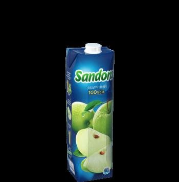 Яблучний сік Sandora